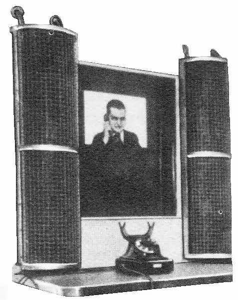 Pro AV would have made the first public video phone much cheaper to operate—and possibly have the inventors accused of witchcraft.
