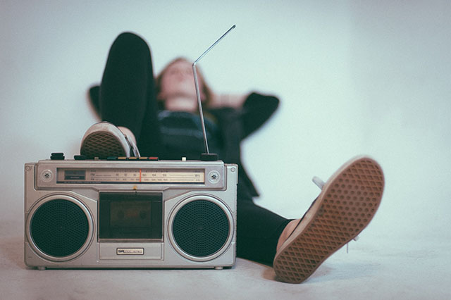 Even if you don't listen to the radio over the internet, you might be listening to the radio over the internet.